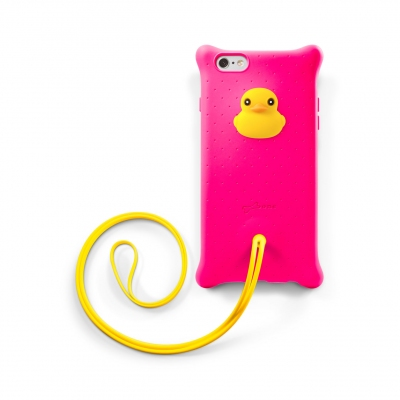 Phone Bubble Lanyard 6S Plus - Duck