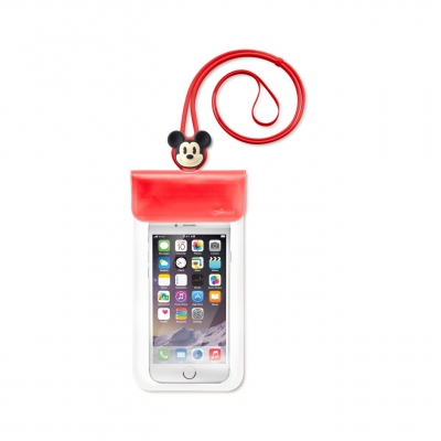 Waterproof Phone Bag - Mickey