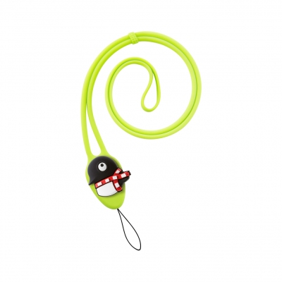 Charm Lanyard Plus - Penguin