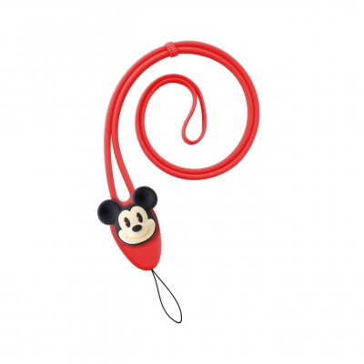 Charm Lanyard Plus - Mickey Mouse