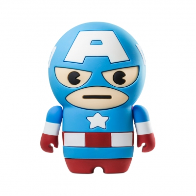 Captain America - Power 6000