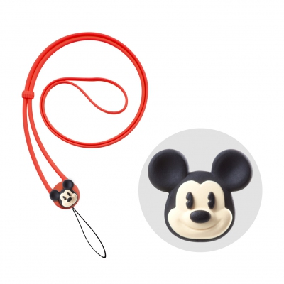 Mickey Mouse - Charm Lanyard Lite
