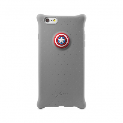 Phone Bubble 6 Plus - Captain America