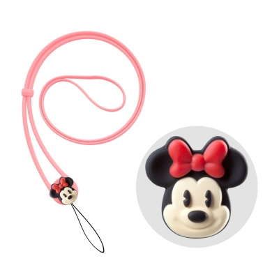 Minnie Mouse - Charm Lanyard Lite