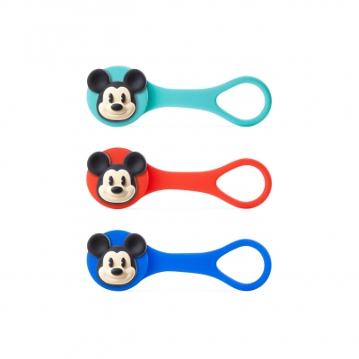 Mickey Mouse - Q Cord Ties