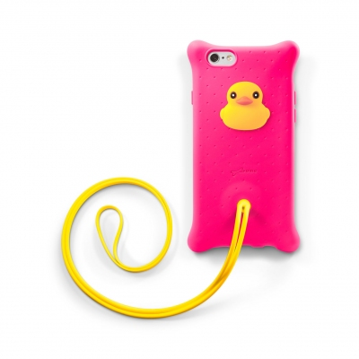 Phone Bubble Lanyard 6S - Duck