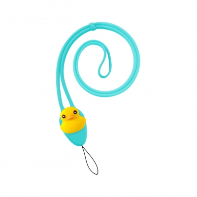 Charm Lanyard Plus - Duck
