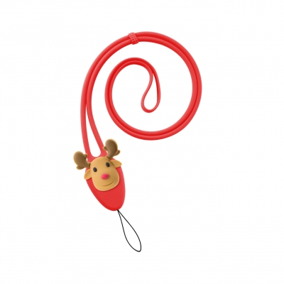 Charm Lanyard Plus - Mr. Deer
