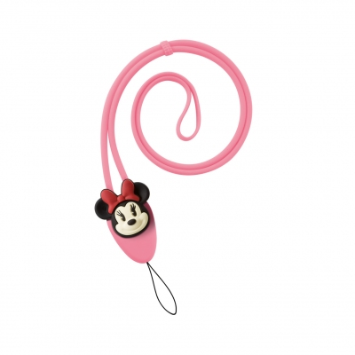 Charm Lanyard Plus - Minnie Mouse