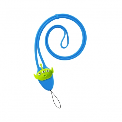 Charm Lanyard Plus - Little Green Man