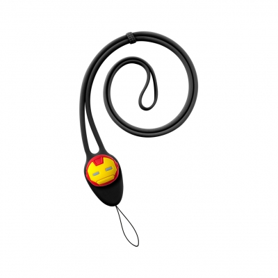Charm Lanyard Plus - Iron Man