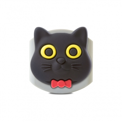 Charm Buckle - Miao Cat