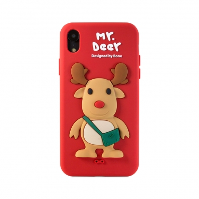 Phone Qcase XR - Mr. Deer