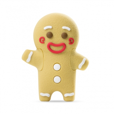 Button Gingerman - Driver 3.0