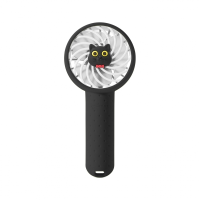 Lanyard Fan - Miao Cat