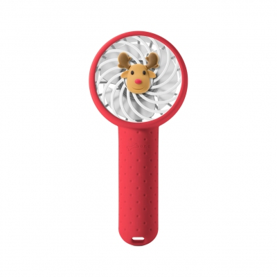 Lanyard Fan - Mr. Deer