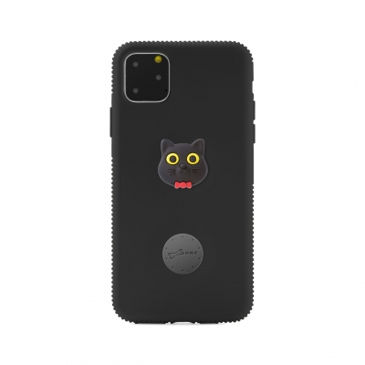 Phone Charm Case 11 Pro Max - Miao Cat