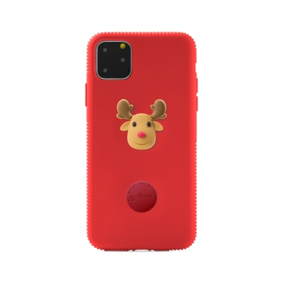 Phone Charm Case 11 Pro Max - Mr. Deer