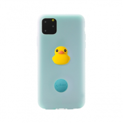 Phone Charm Case 11 Pro Max - Patti Duck
