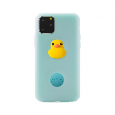 Phone Charm Case 11 Pro - Patti Duck