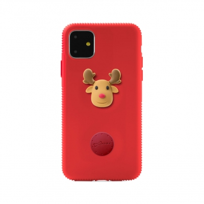 Phone Charm Case 11 - Mr. Deer