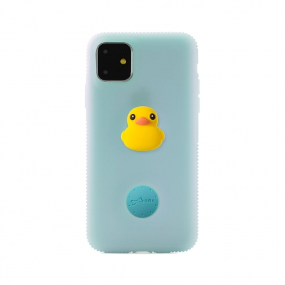 Phone Charm Case 11 - Patti Duck