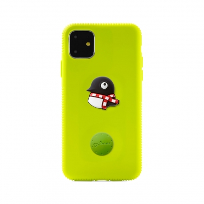Phone Charm Case 11 - Maru Penguin