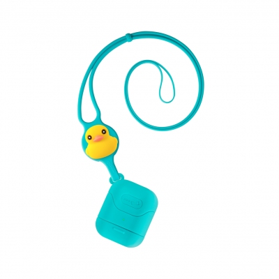 AirPods Lanyard Case - Patti Duck
