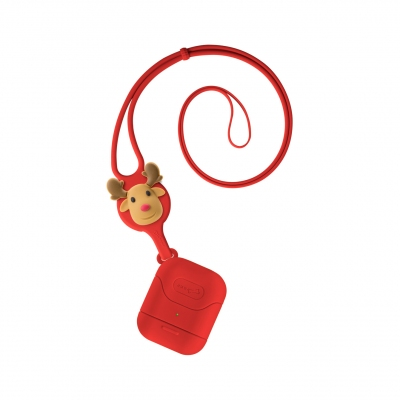AirPods Lanyard Case - Mr. Deer