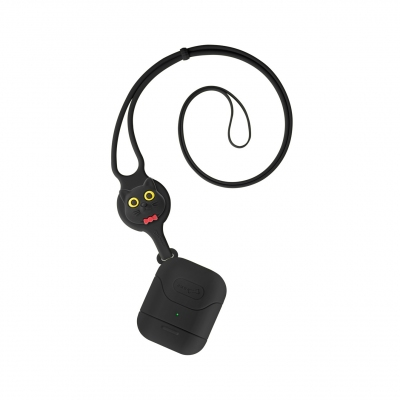 AirPods Lanyard Case - Miao Cat
