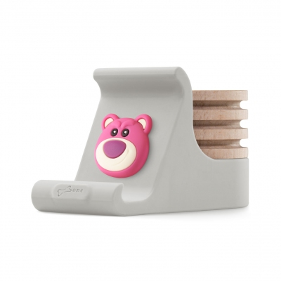 Charm Diffuser Phone Stand - Lotso
