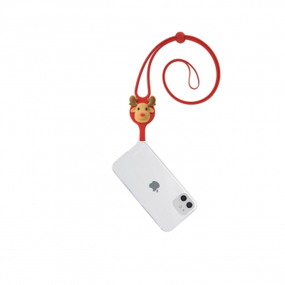 Lanyard Case iPhone 12 Mini - Mr. Deer