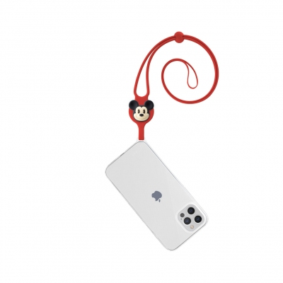 Lanyard Case iPhone 12 Pro Max - Mickey Mouse