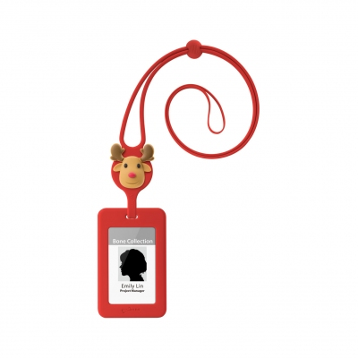 Lanyard Badge Holder - Mr. Deer