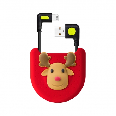 L-Shaped Bag Kit (Lightning / USB-A) - Mr. Deer