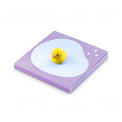 Duck Magnet & Memo Set