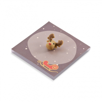 Deer Magnet & Memo Set
