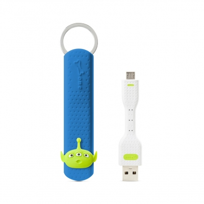 LinKey Micro USB - Little Green Man